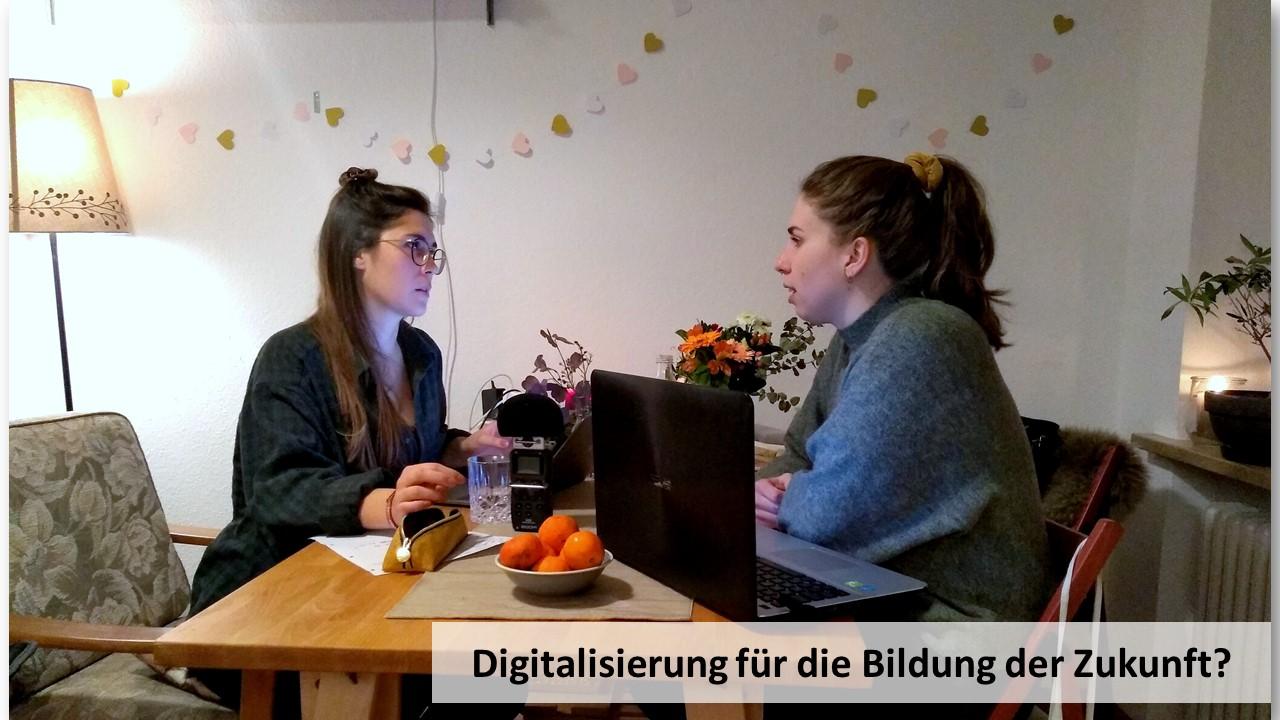 Zettl & Rudolph - Titelbild - Digitalisierung für die Bildung der Zukunft
